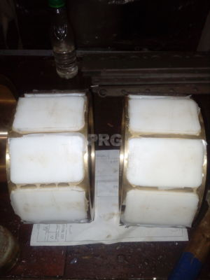 Латунные кольца с полимерными накладками ПРГ PRG Россия 2