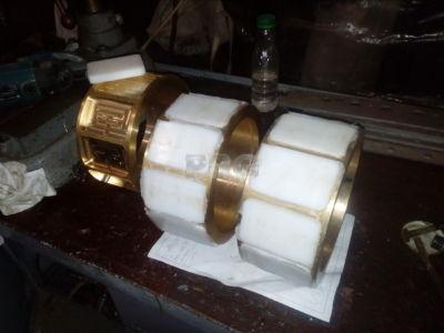 Латунные кольца с полимерными накладками ПРГ PRG Россия 3