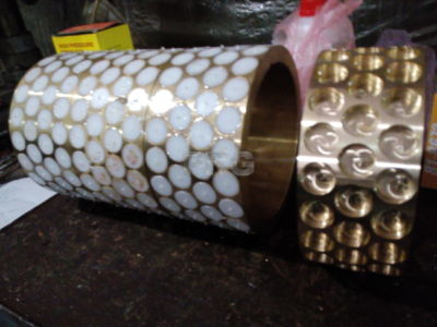 Латунные кольца с полимерными накладками ПРГ PRG Россия 4