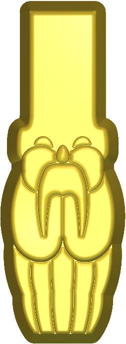 Формы для сахарного печенья, модель  S-422